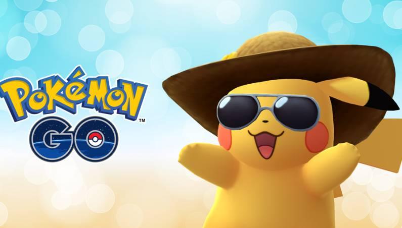 Pokemon Go 2nd Anniversary