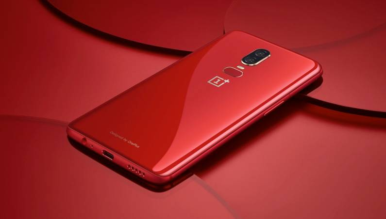 Red OnePlus 6 Release Date