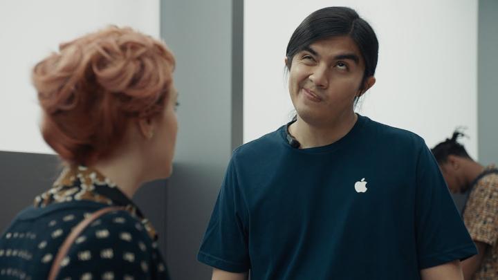 Samsung Apple Face ID Icon