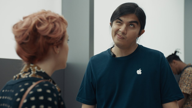 Samsung Apple Face ID Icon