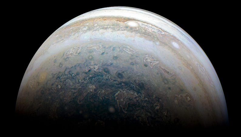 nasa jupiter photo