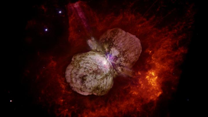 cosmic ray gun