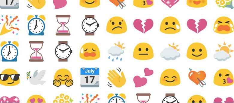 Google Blob Emoji