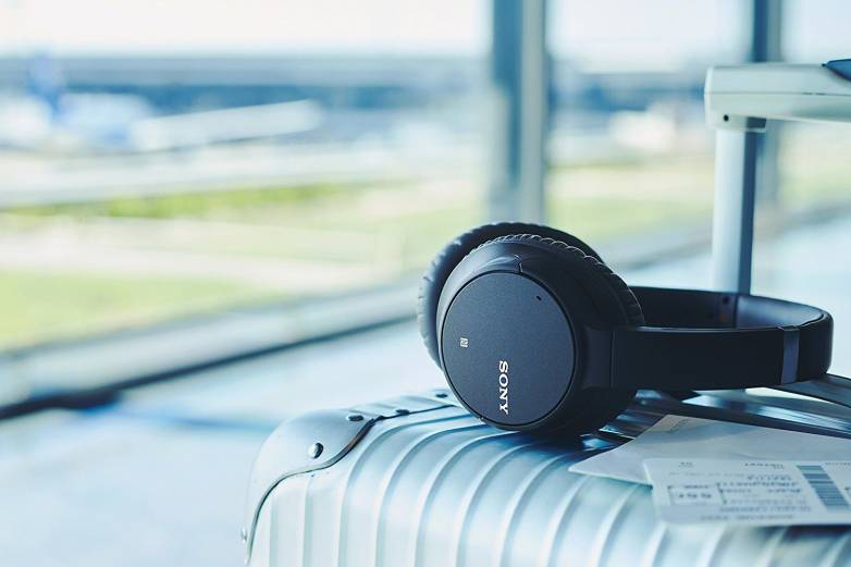 Sony Wireless Noise Canceling Headphones