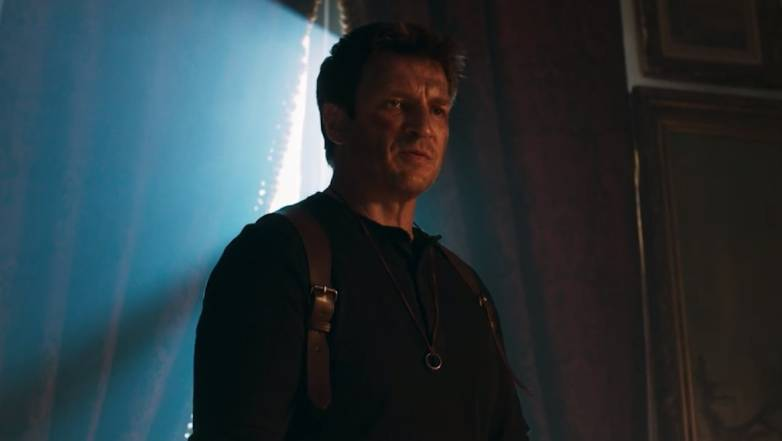 Uncharted: Nathan Fillion