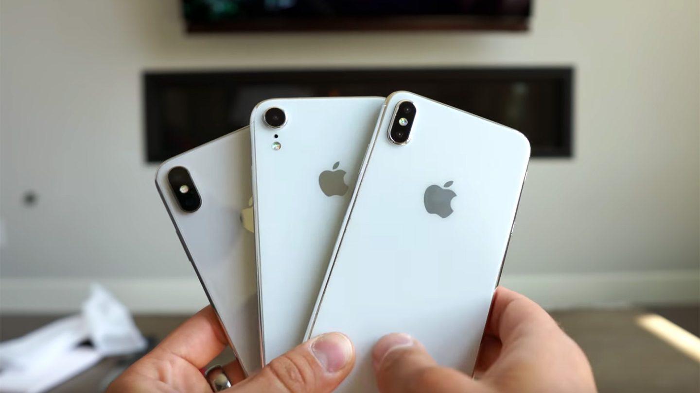 Smartphone shipments 2018 IDC data