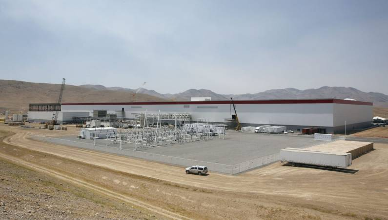 Tesla Gigafactory thefts, whistleblower