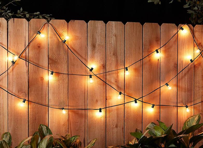 Amazon Patio String Lights