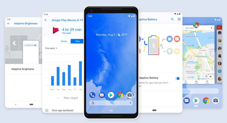 Android Pie: How to download