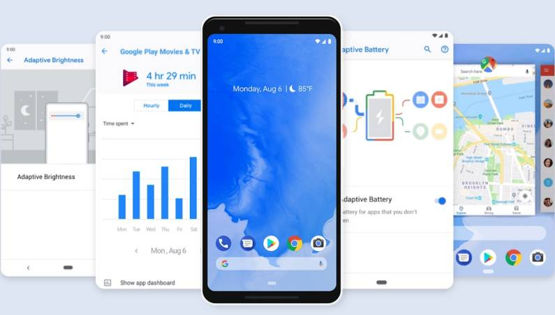 Android Pie battery life issue