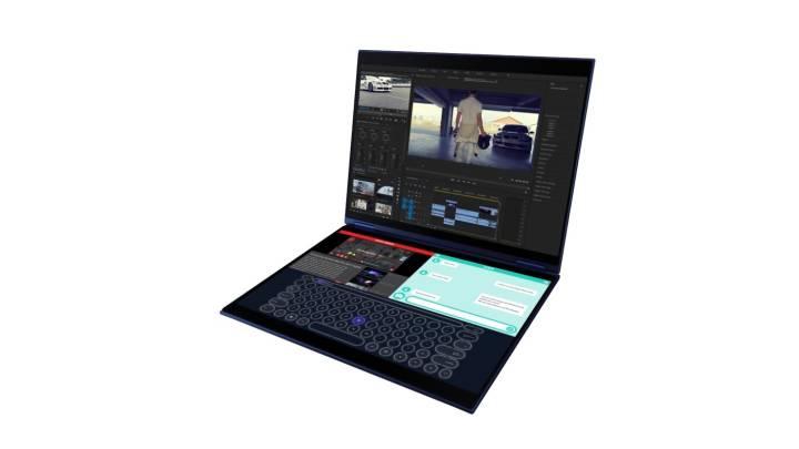 Asus Project Precog vs. 2018 ZenBooks