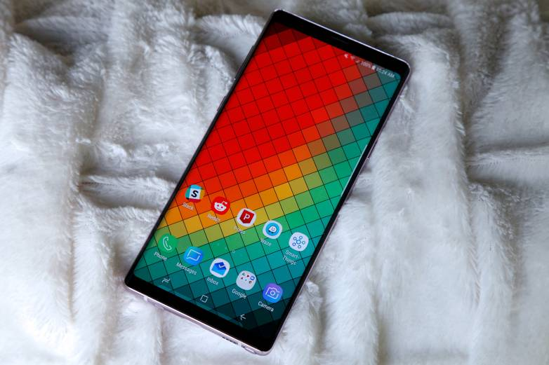 Galaxy Note 9 Android Pie