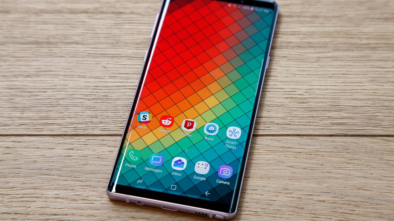 Galaxy Note 9 vs. Galaxy S9