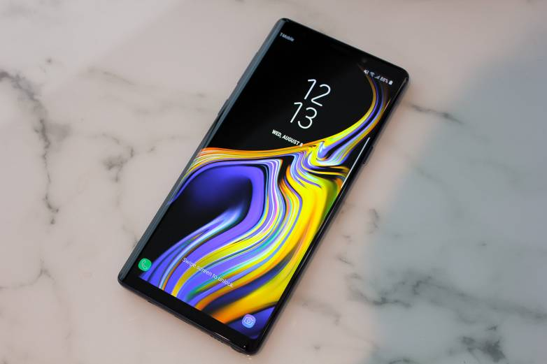 Galaxy Note 9 Display Review