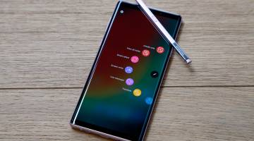 Galaxy Note 9 vs. Galaxy S9