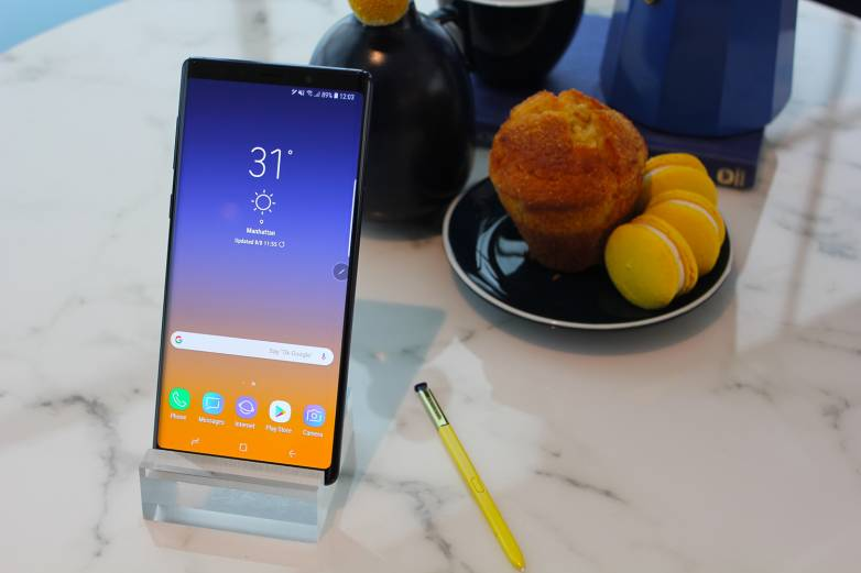 Galaxy Note 9 launch deals