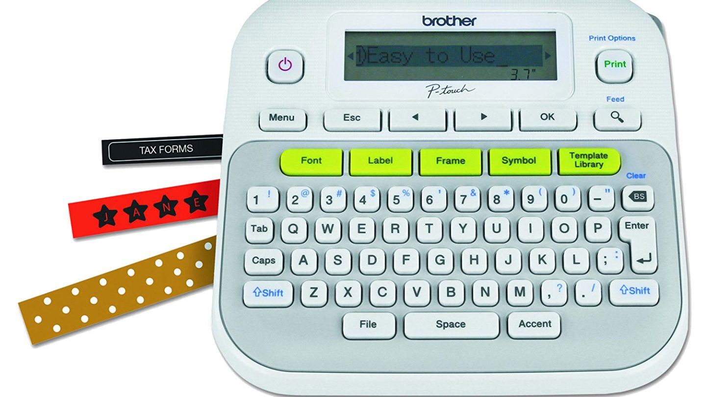 Brother P Touch Amazon