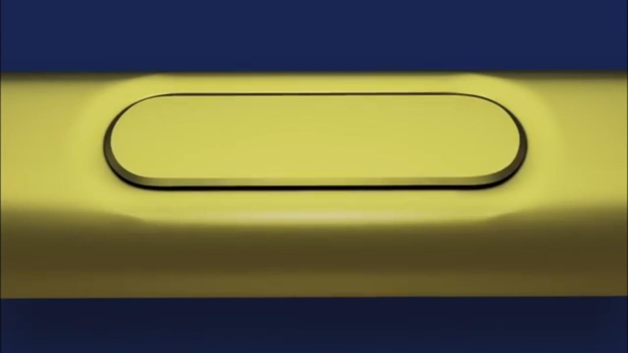 Galaxy Note 9 live stream