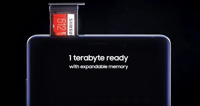 Galaxy Note 9 Specs