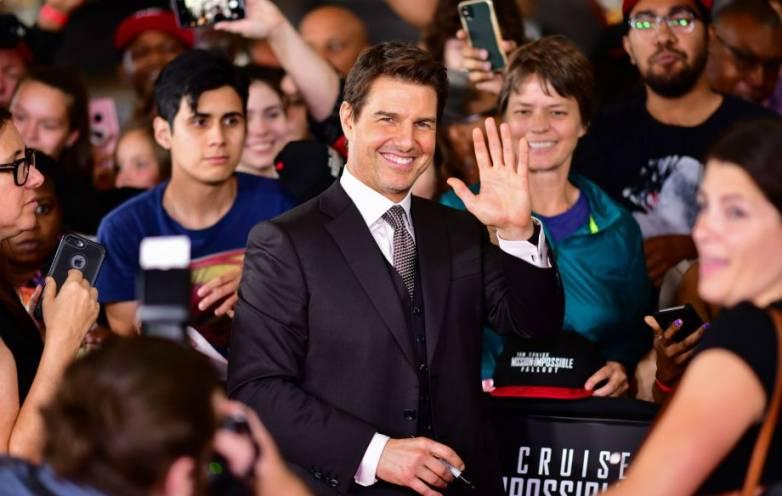 Tom Cruise Green Lantern