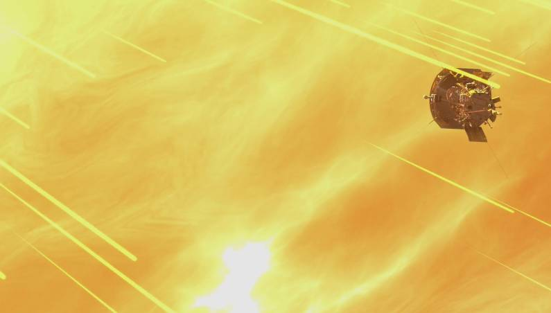 solar probe status