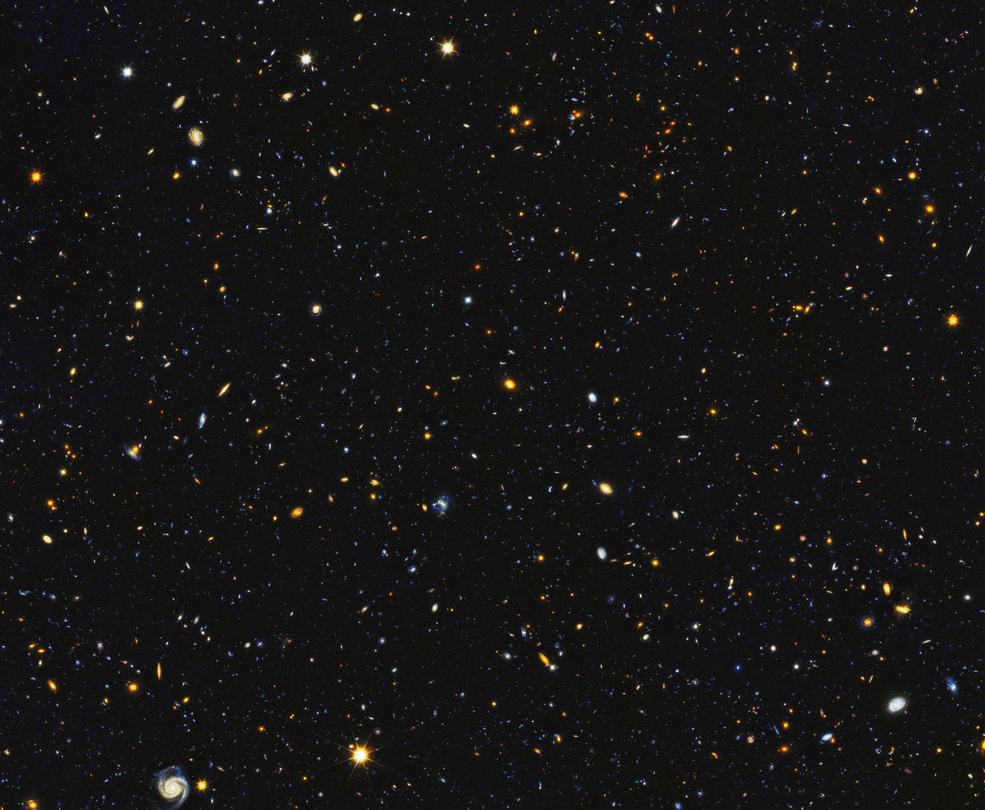 hubble galaxies photo
