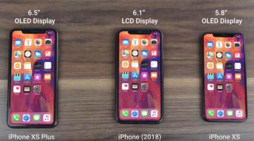 iPhone X Plus vs iPhone X 2018 release dat