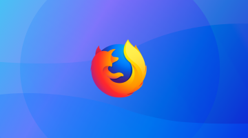 Firefox blocks ad trackers