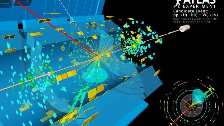 higgs boson bottom quarks