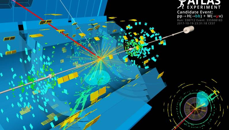 higgs boson bottom quarks