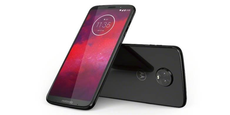 Moto Z3 5G Phone