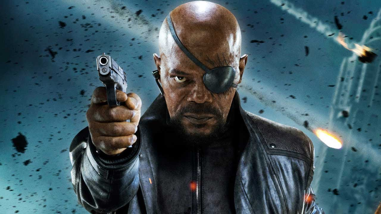 Avengers 4: Nick Fury