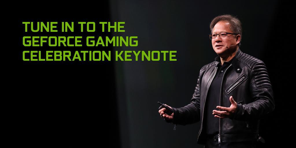 Nvidia GeForce RTX 2080 reveal