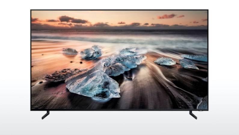 Samsung and LG 8K TVs