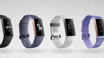 Fitbit announces charge 3