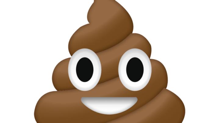 poop nearly kills man