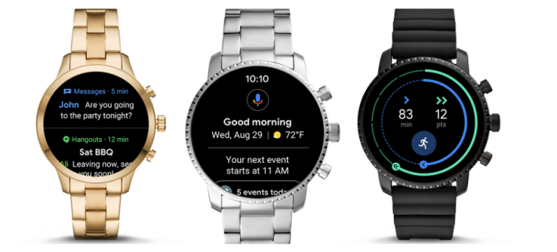 Google Wear OS update