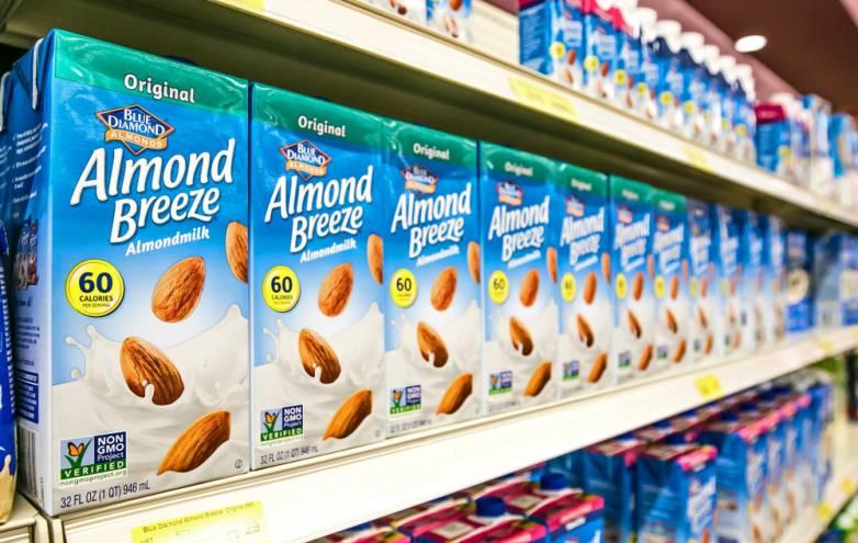 Almond breeze recall