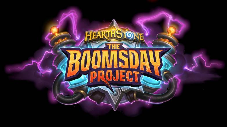 Hearthstone: Boomsday Project