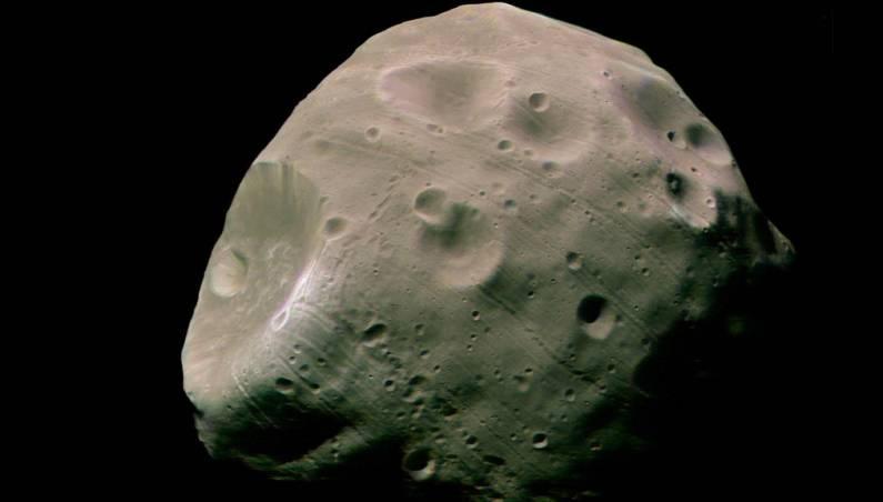 phobos formation