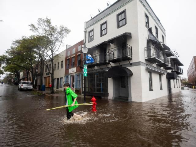 Hurricane Florence flooding in Wilmington: Photos, videos