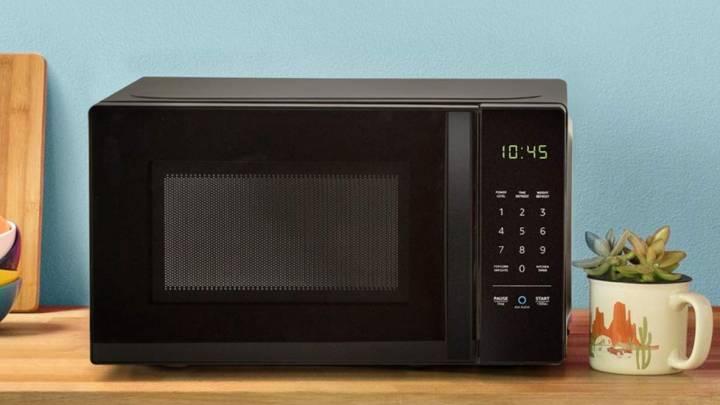 Smart Microwave With Alexa