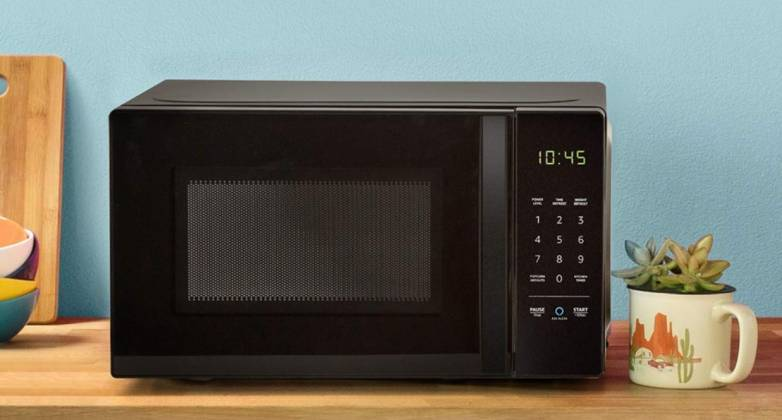 Smart Microwave With Alexa