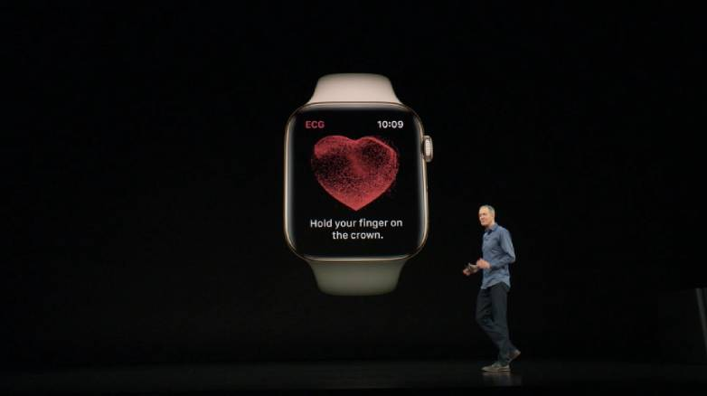 Apple Watch stroke