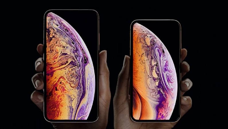 iPhone XS Sales