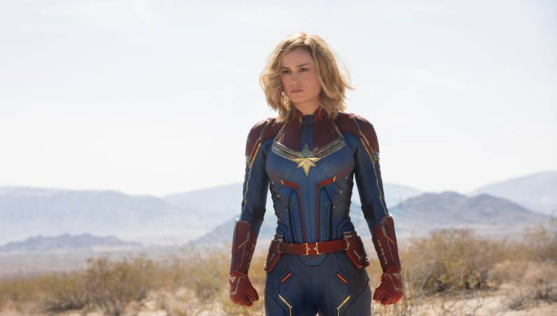 Captain Marvel Deleted Scenes