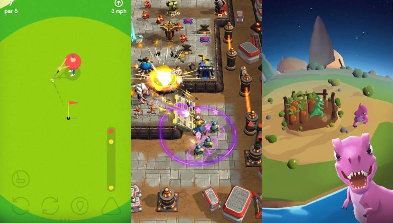 Best Free iPhone Games