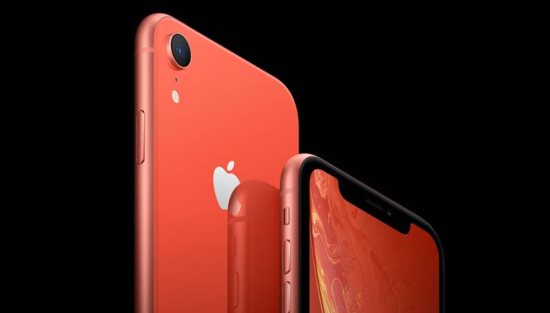 iPhone XR vs. iPhone 8