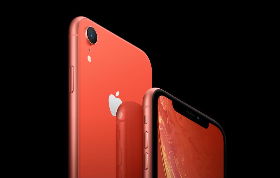 iPhone XR Display