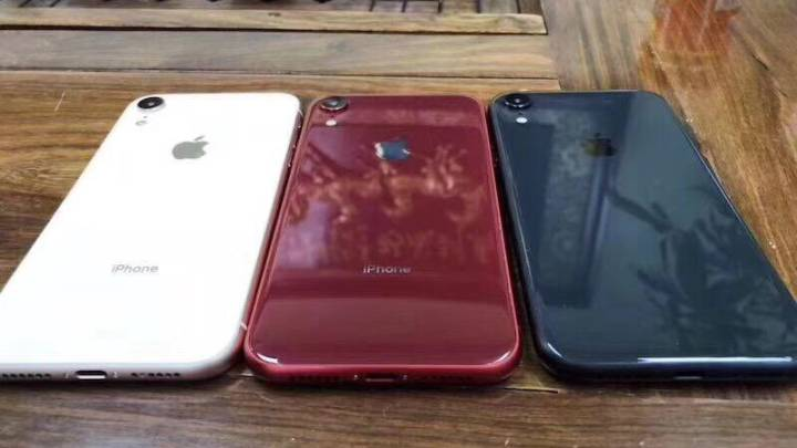 iPhone Xs, Max, Xr